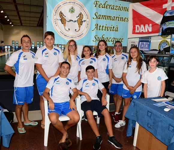 Nuoto pinnato: alla piscina dei Tavolucci torna il Trofeo Titano