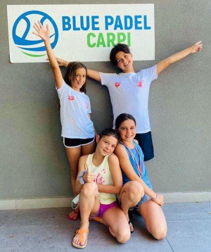 Alle finali del Campionato regionale Esordienti B di Carpi brillano le giovanissime stelle del Nuoto Polisportiva Riccione