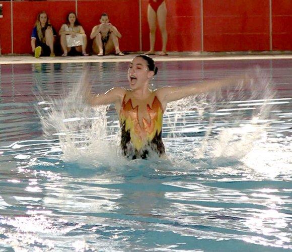 Nuoto Sincronizzato: il centro sportivo Ercole Negri ha ospitato 60 atlete da tutto il Nord Italia