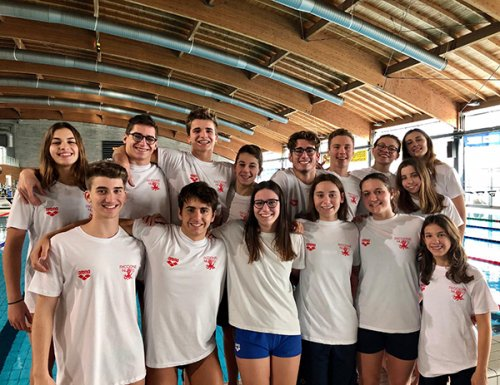 Il Nuoto Riccione protagonista alla fase regionale di Coppa Brema