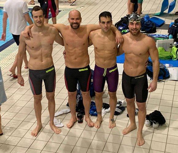 Nuoto master: 15 medaglie per la polisportiva Sport Center Pama all' 8° trofeo Coopernuoto