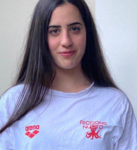 Arianna Valloni vola ai Campionati Europei di Budapest dal 17 al 22 maggio