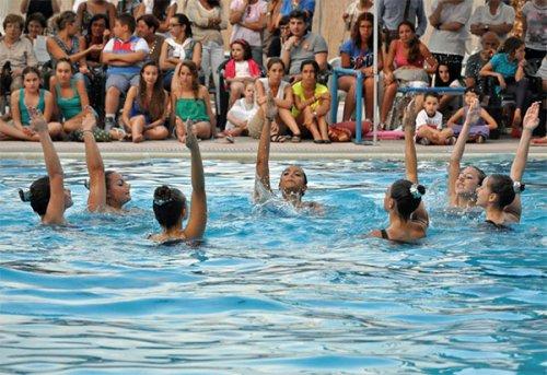 Nuoto sincronizzato, a Mantova quattro medaglie d'oro su quattro gare per la Vela Ancona
