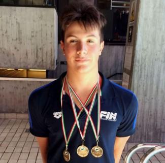 Tre titoli per Michele Busa al Campionato Regionale di Categoria