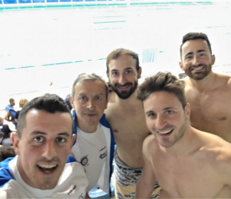 Nuotatori Master Centro Sub Nuoto Faenza in evidenza al Trofeo San Marino
