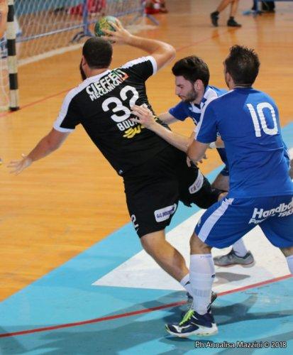 Romagna handball – rapid Nonantola, il prepartita