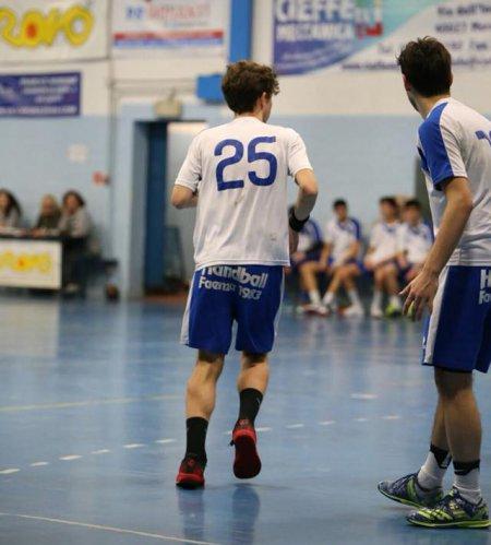 Settore giovanile Handball Faenza risultati di inizio anno