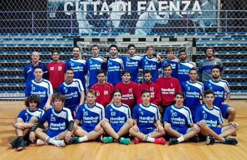 Handball Faenza inizia una nuova avventura