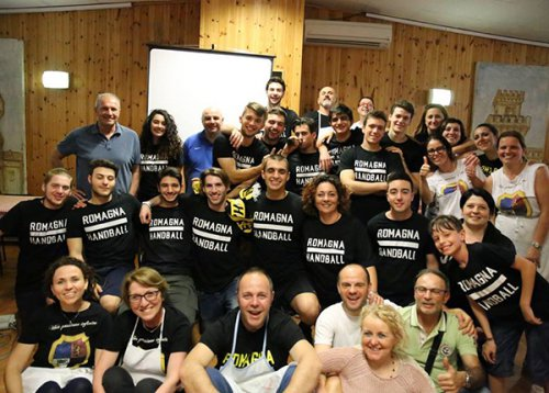 Il Romana Handball si raduna
