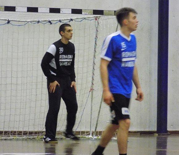 Romagna Handball - Cingoli 24-31 (p.t. 10-16)