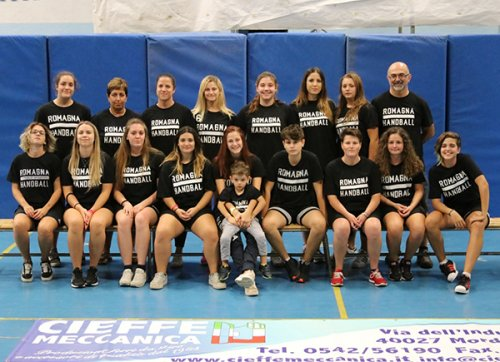Serie A2 Femminile - Chiaravalle-HC Imola 36-23 (p.t. 17-10)