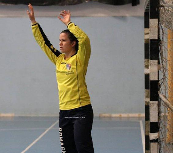 Romagna handball femminile fa visita alle Marconi Jumpers