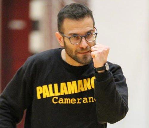 La pallamano Camerano conferma coach Sergio Palazzi
