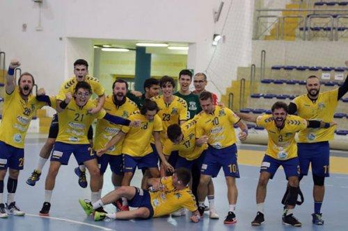 Ogan Pescara – Pallamano Camerano 24-28 (11-13 pt)