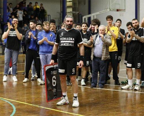 Romagna handball – Camerano 25-19 (p.t. 12-9)