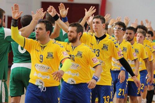 Pallamano Camerano - Fiorentina handball 28-25 (15-13)