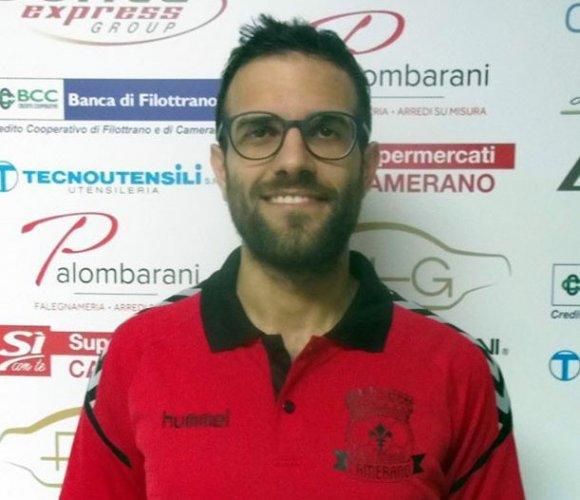 Coach Sergio Palazzi fa il punto in casa pallamano Camerano