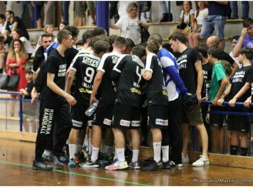 Viaggio sui colli toscani per l'Handball Romagna