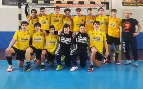 Selezione U16 Beach Handball