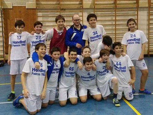 Comunicato settore giovanile Handball Faenza