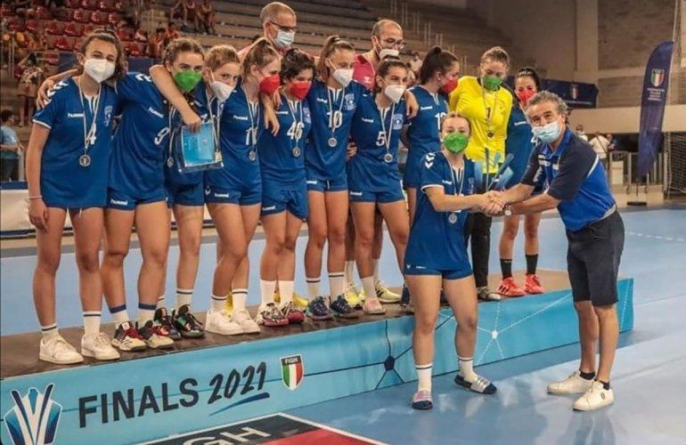 La pallamano Camerano prendera' parte al prossimo campionato di serie a2 femminile