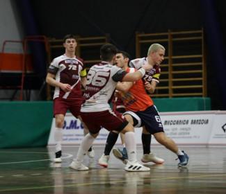 Pallamano Romagna vs Cassano Magnago 28-28 (p.t. 10-12)