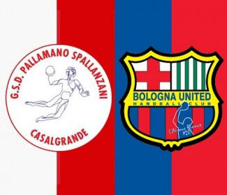 Domani il derby tra la Modula Casalgrande e Bologna United.