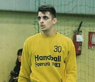 Lorenzo Martelli lascia il Romagna Handball
