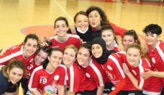 Le finali nazionali (under 20 femminile) partono bene per la Casalgrande Padana