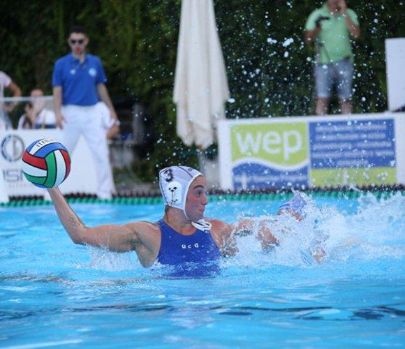 Pallanuoto A2 femminile, finale di playoff per l'A1, parla il capitano della Cosma Vela, Francesca Pomeri
