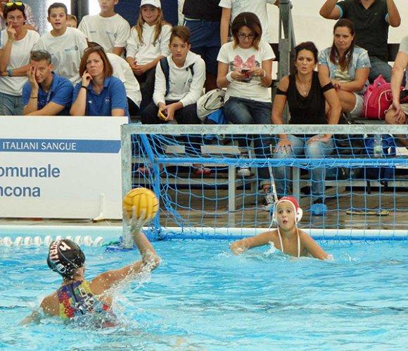 Pallanuoto giovanile, il 25 aprile Trofeo Avis Comunale di Ancona al Passetto