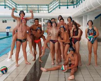 La Pallanuoto Polisportiva Riccione Under14 batte Formigine