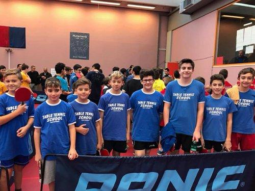 TennisTavolo - Torneo di Senigallia