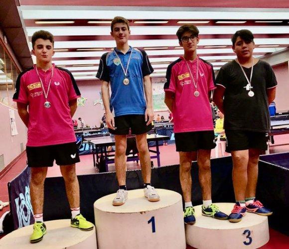 Andrea Morri vince il torneo regionale giovanile di Senigallia