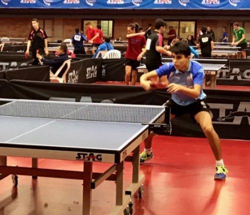 Tennistavolo Torneo Nazionale Prato
