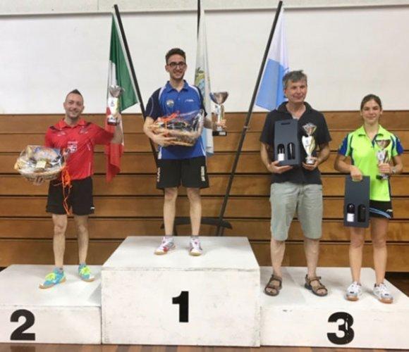 Campionato Sammarinese Tennistavolo e Torneo Open di San Marino