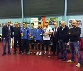 Campionati Sammarinesi tennistavolo e serata celebrativa Giochi Piccoli Stati di San Marino 2017