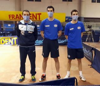 Tennistavolo A1 maschile, il Reggio Emilia Ferval inizia con una vittoria all'ultimo urlo