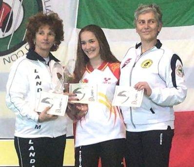 Arcieri Bizantini vincenti a Modena e San Marino