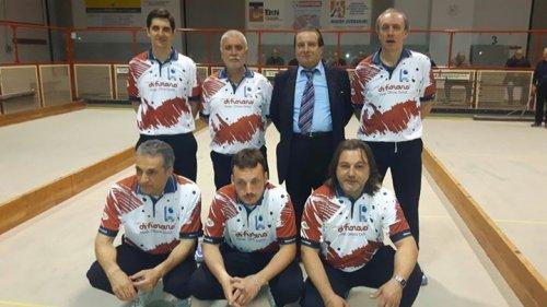 Coppa Italia Senior:Reggio Emilia-Macerata per il pass della finale.