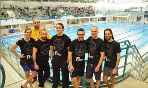 l' ASD Nuotando Master ai Regionali Master Emilia Romagna