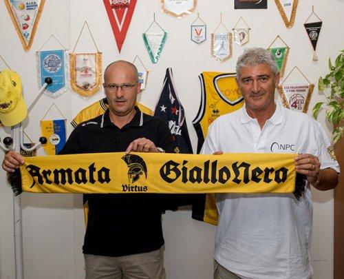 Impariamo a conoscere gli allenatori della Serie C Gold : Marco Regazzi .