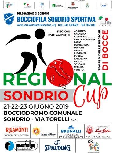 Bocce Regional Cup : l'Emilia Romagna perde in finale con la Campania