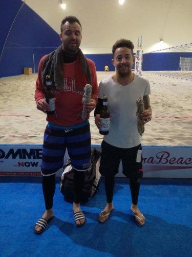 Riviera Beach Viserba:vincono Sacchetti-Crociati