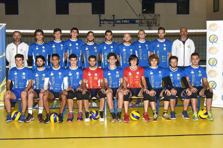 Rubicone In Volley RIV-Volley Club Cesena Azzurro 3-0