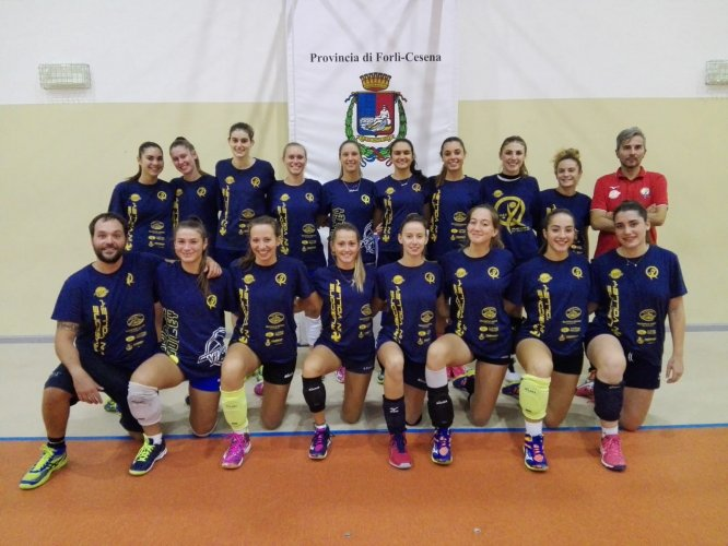 Retina Cattolica Volley-Rubicone In Volley 3-0
