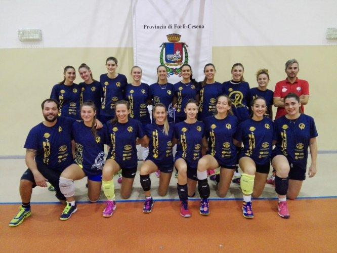 Rubicone In Volley-La Greppia Cervia 2-3
