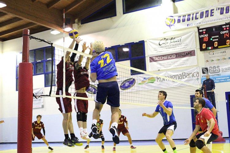 Rubicone In Volley-Rainbow Volley Forli 3-1