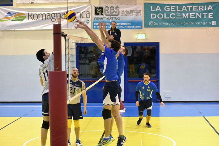 Rubicone In Volley RIV-B & P San Marino 3-0