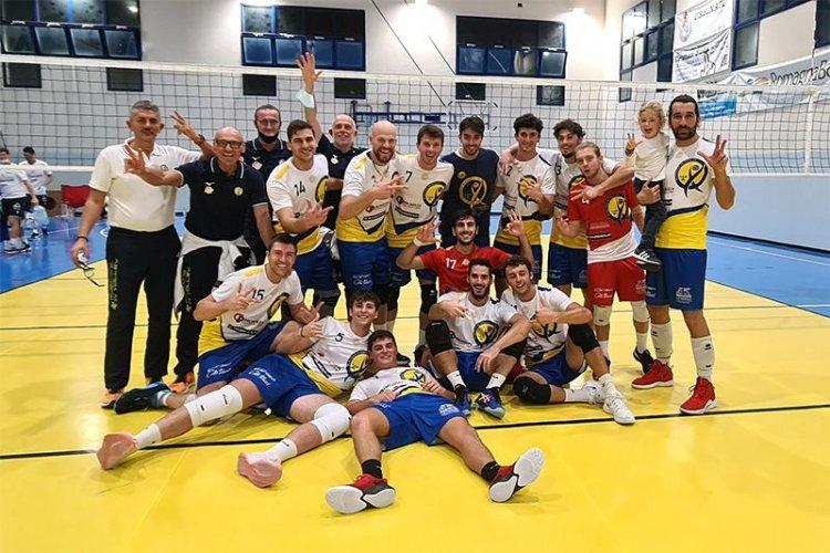 Sab Group Rubicone-Querzoli Forli 3-0